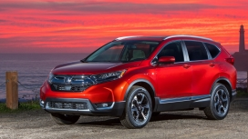 Honda CRV 2018 Std Exterior