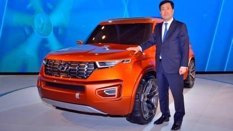 Hyundai SUB-4M