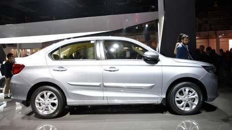 Honda Amaze 2018 Price Mileage Reviews Specification Gallery