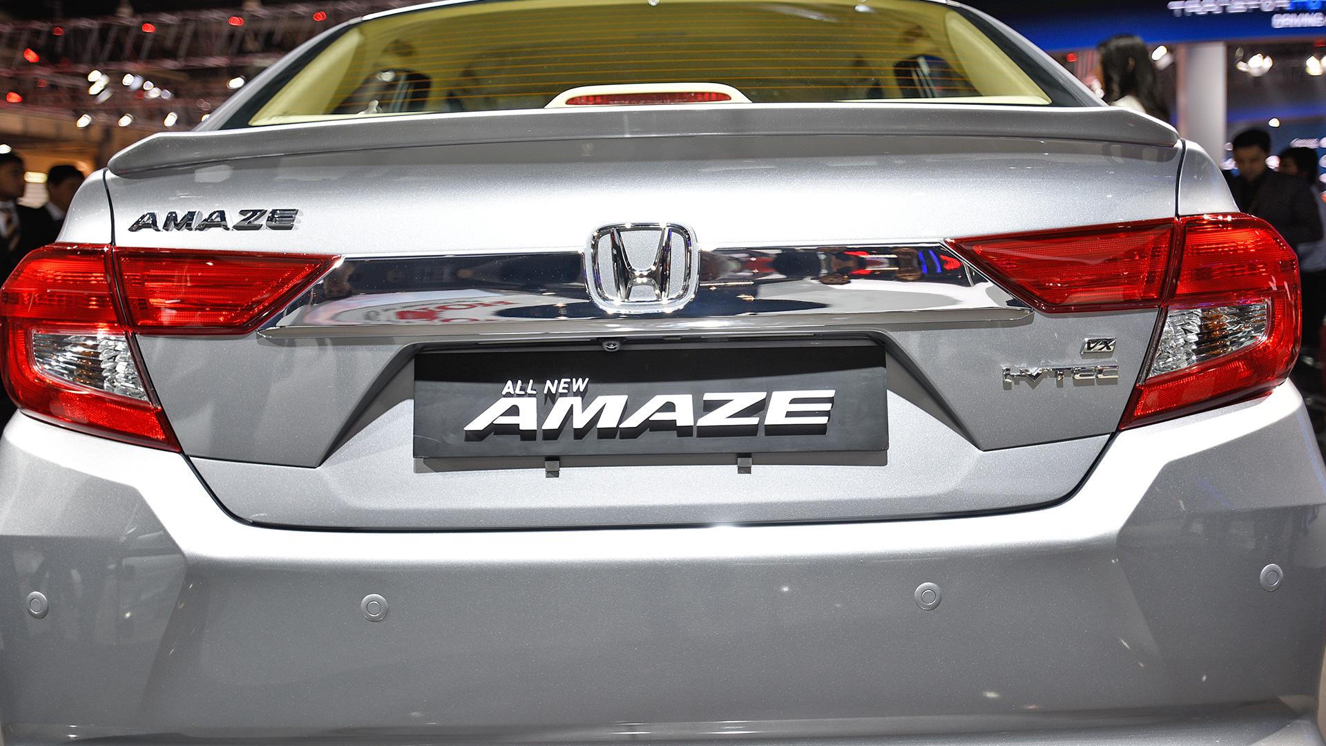 Honda Amaze 2018 Diesel Std Exterior Car Photos Overdrive