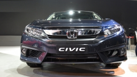 Honda Civic 2018 STD Exterior