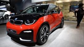 BMW i3s 2018 STD Exterior