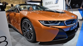 BMW i8 2018 Roadster Exterior