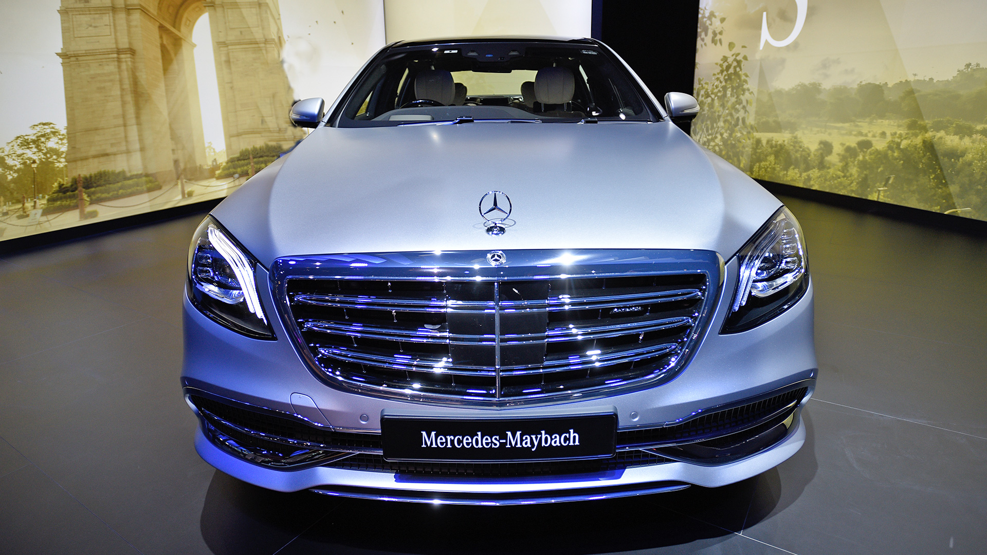 Mercedes benz maybach 2018 price mileage reviews for Maybach mercedes benz