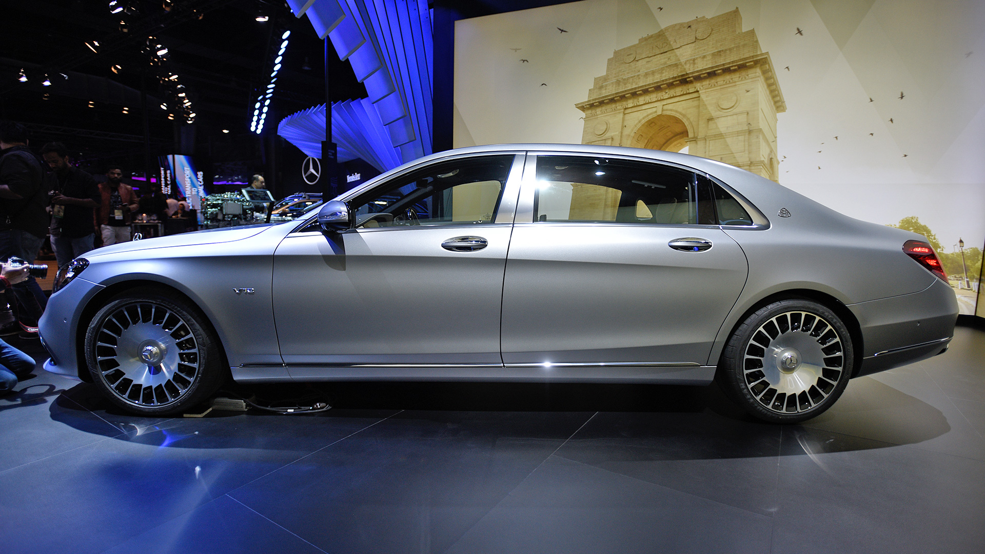 Mercedes Benz Maybach 2015 S 500 Price Mileage Reviews