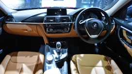 BMW M3 Sedan 2018 STD Interior