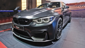 BMW M4 coupe 2018 STD Exterior
