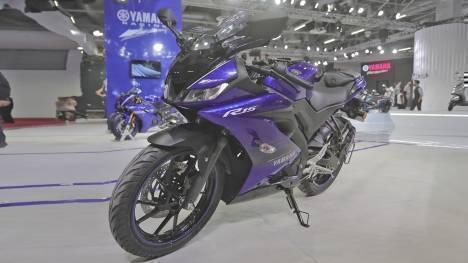 Yamaha YZF-R15 V3