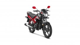 Honda Dream Yuga 2018 Self-Drum-Alloy