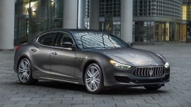Maserati Ghibli 2018 STD Exterior
