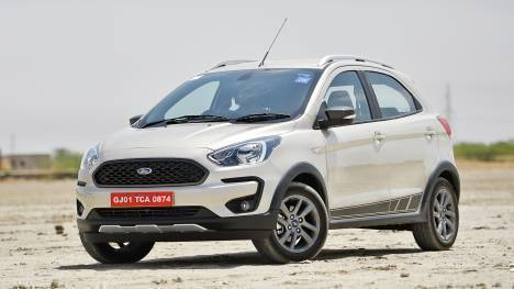 Ford Freestyle 2018 1.5 Diesel Titanium