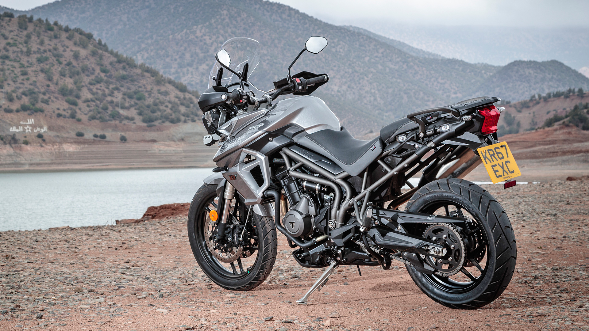 Triumph Tiger 800 2018 Xca Bike Photos Overdrive