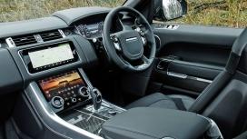 Land Rover Range Rover Sport 2018 SVR Interior