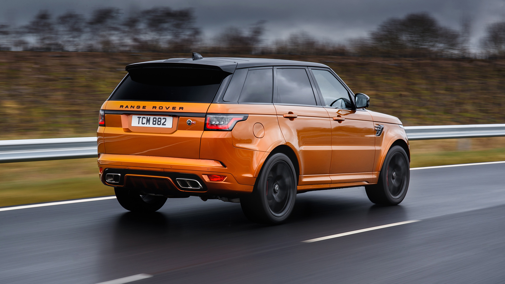 Land Rover Range Rover Sport 2018 SVR Exterior Car s Overdrive