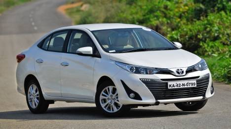 Toyota Yaris 2018 VX-MT