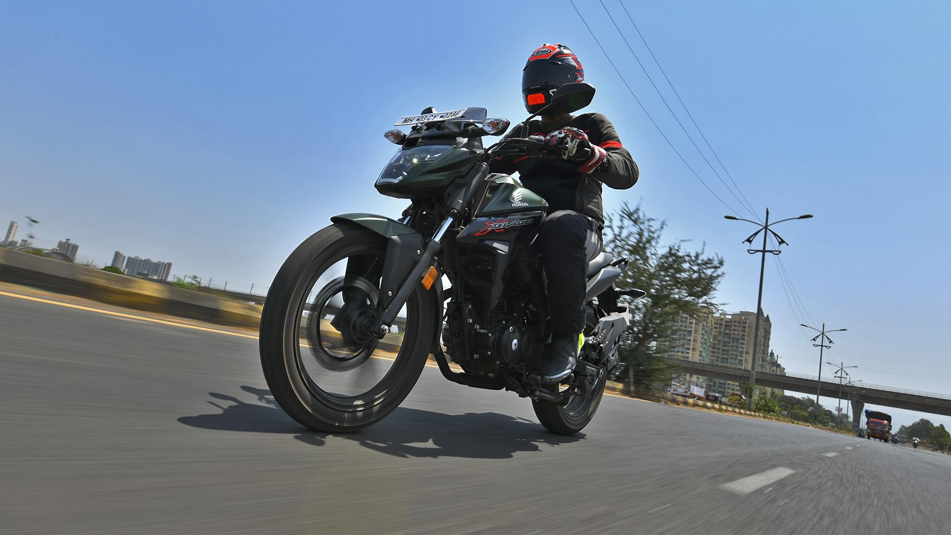 Honda X Blade 2018 Std Price Mileage Reviews