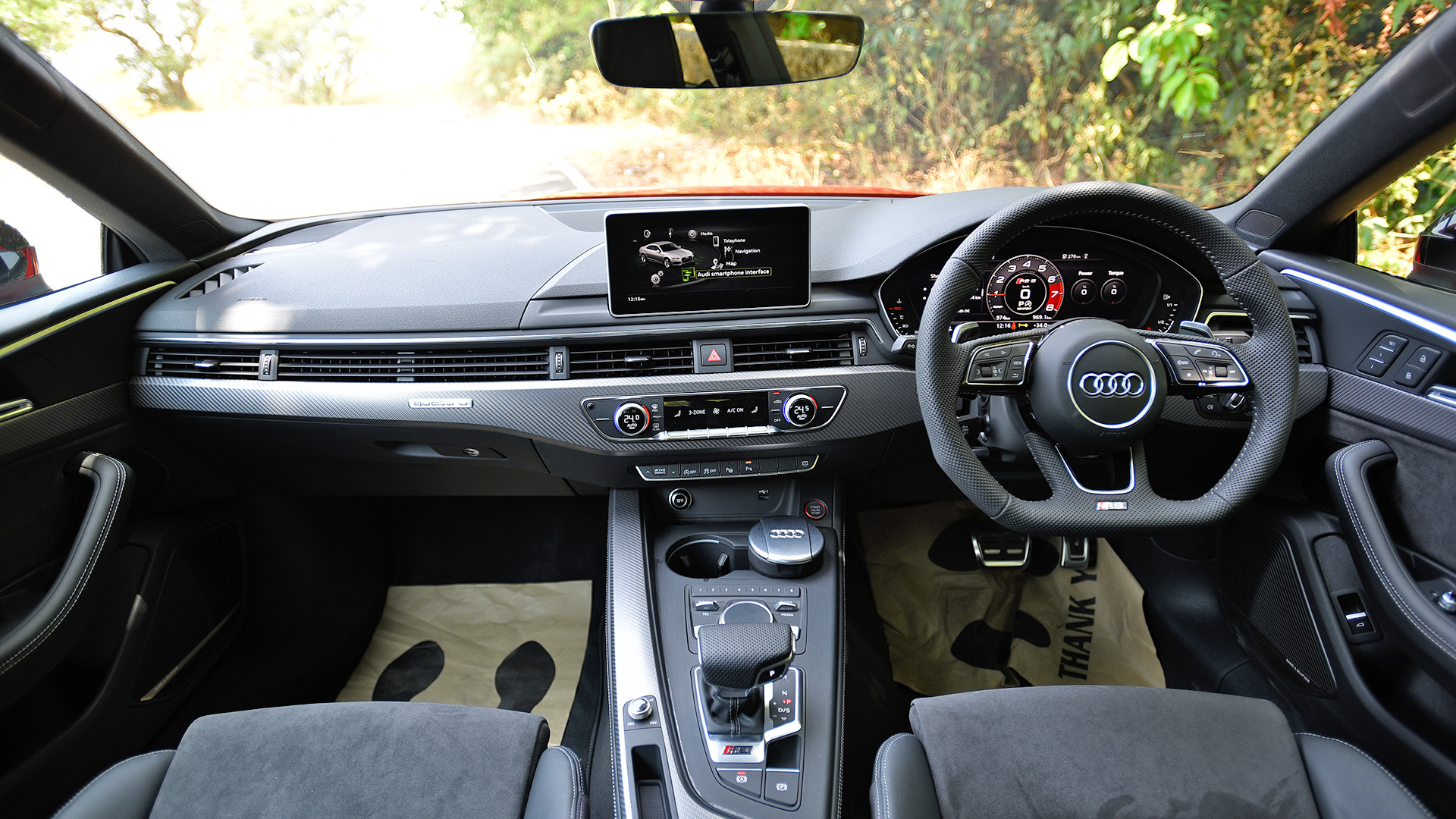 Audi Rs5 2018 Interior 2018 Audi S5 Sportback Named One Of Wards 10 ...
