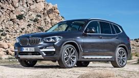 BMW X3 2018 XDrive20d Exterior