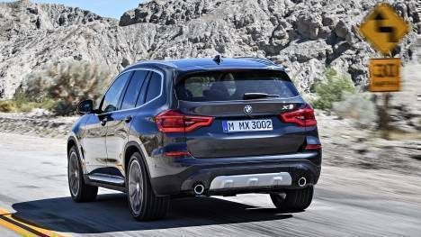 Bmw X3 2018 Price Mileage Reviews Specification Gallery