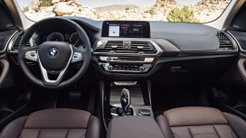 BMW X3 2018 XDrive20d Interior