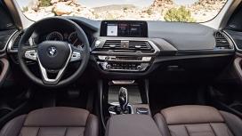 BMW X3 2018 XDrive20d Interior