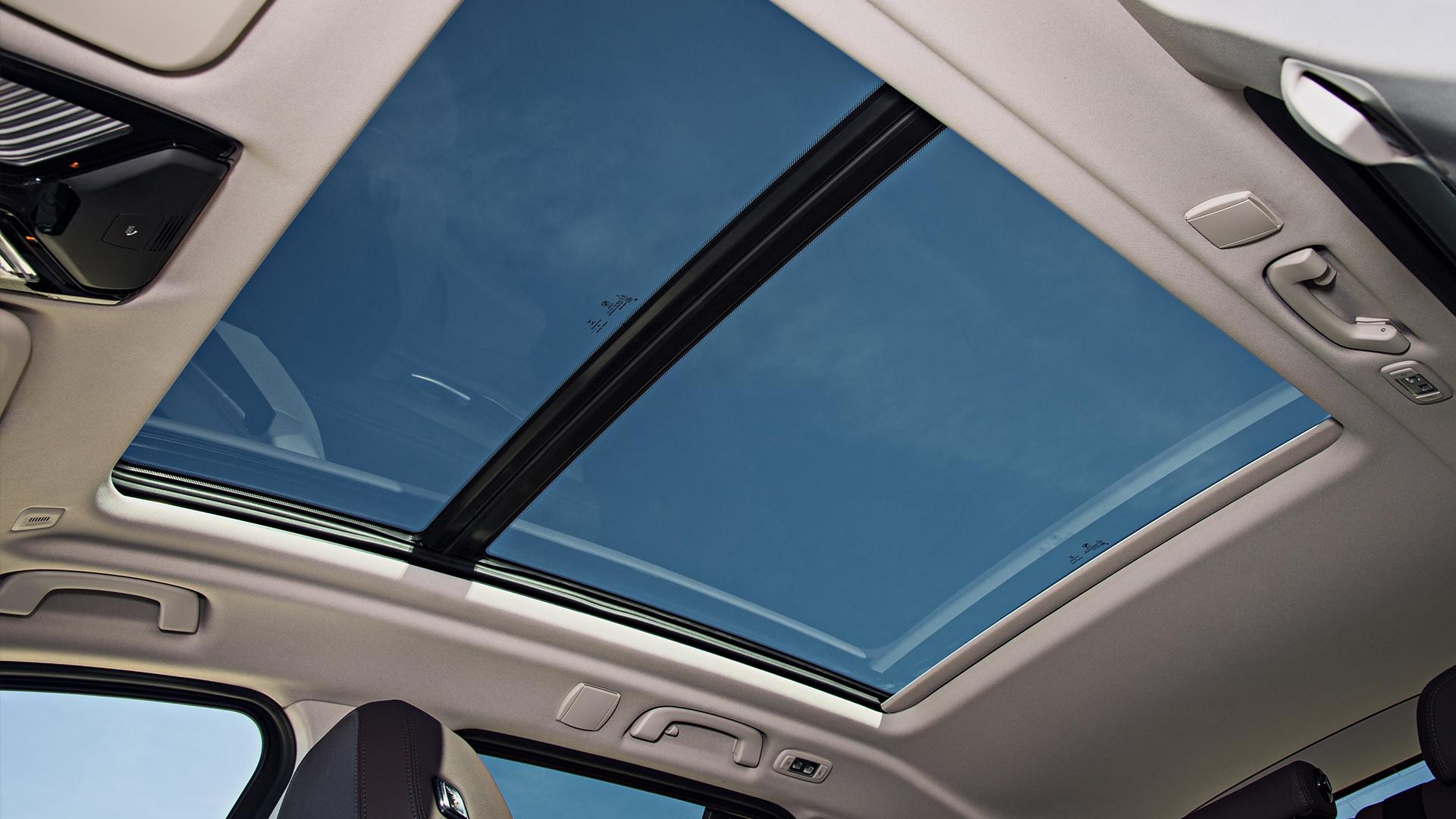 BMW X3 2018 XDrive20d Interior Car Photos - Overdrive