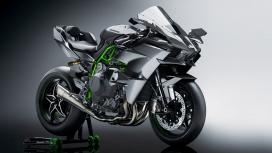 Kawasaki Ninja H2R 2017 STD