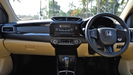Honda Amaze 2018 V CVT Interior