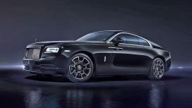Rolls Royce Wraith 2015 STD Exterior