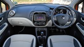 Renault Captur 2018 Petrol RxT Interior