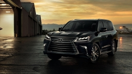 Lexus LX 570 2018 STD
