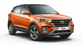 Hyundai Creta 2018 1.6 E petrol