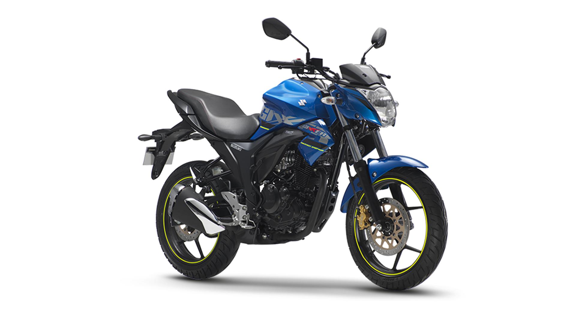 Suzuki Bikes India Price