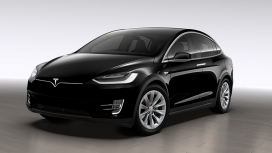 Tesla Model X 2018 P100D Exterior