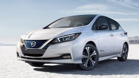 Nissan Leaf 2018 STD Exterior