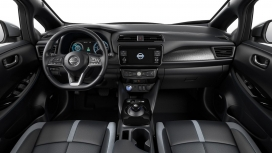 Nissan Leaf 2018 STD Interior