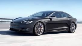 Tesla Model S 2018 P100D Exterior