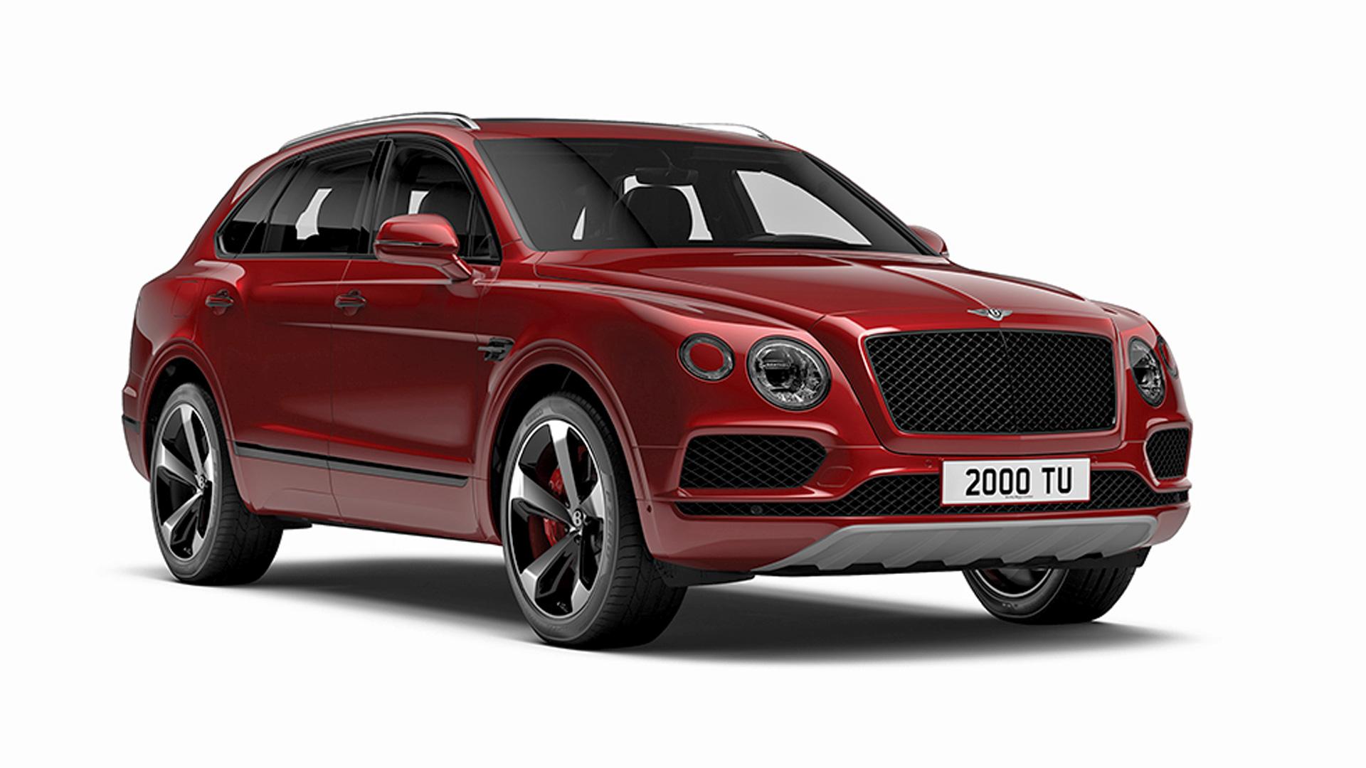 Bentley Bentayga 2018 V8 Exterior