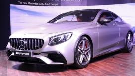 MercedesBenz sclass 2018 S63 AMG Coupe