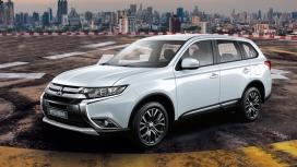 Mitsubishi Outlander 2018 STD Exterior