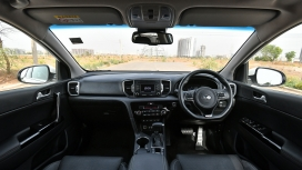 Kia Sportage 2018 GT Line Interior