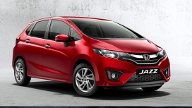 Honda Jazz 2018 Petrol VX Exterior
