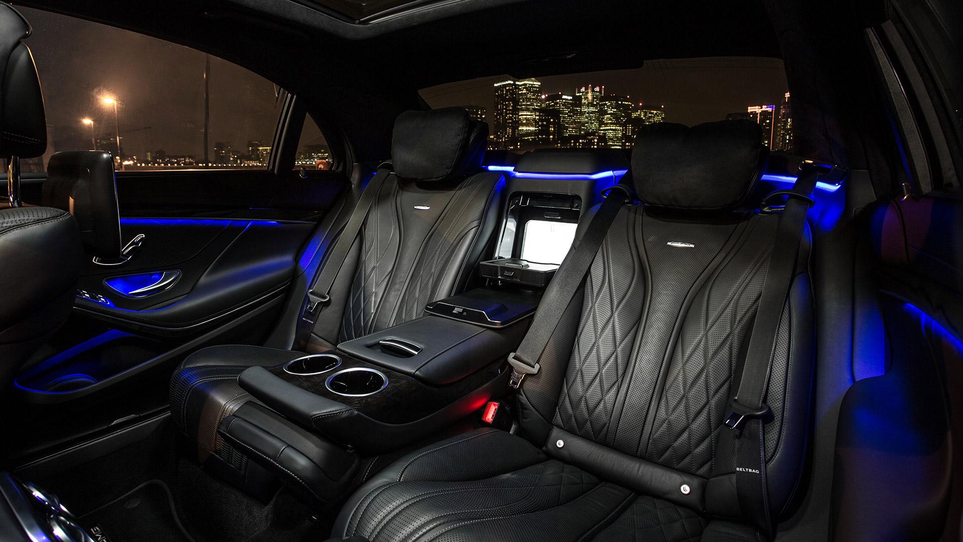 Mercedes Benz S63 Amg Coupe 2018 Std Interior Car Photos