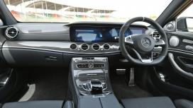 Mercedes benz E63 AMG 2018-S Interior