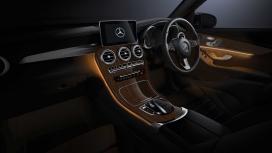 Mercedes benz GLC 43 AMG 2017 STD Interior