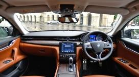 Maserati Quattroporte 2018 Diesel GranLusso Interior