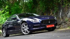 Maserati Quattroporte 2018 Diesel GranLusso Exterior