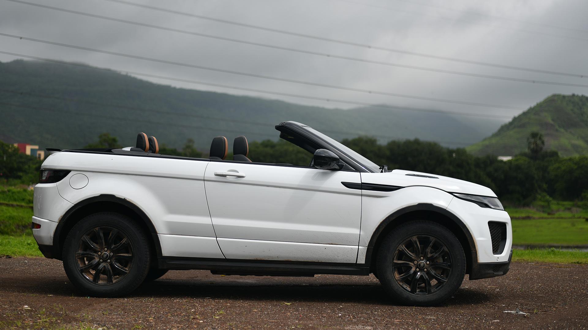 Land Rover Range Rover Evoque Convertible 2018 Price Mileage