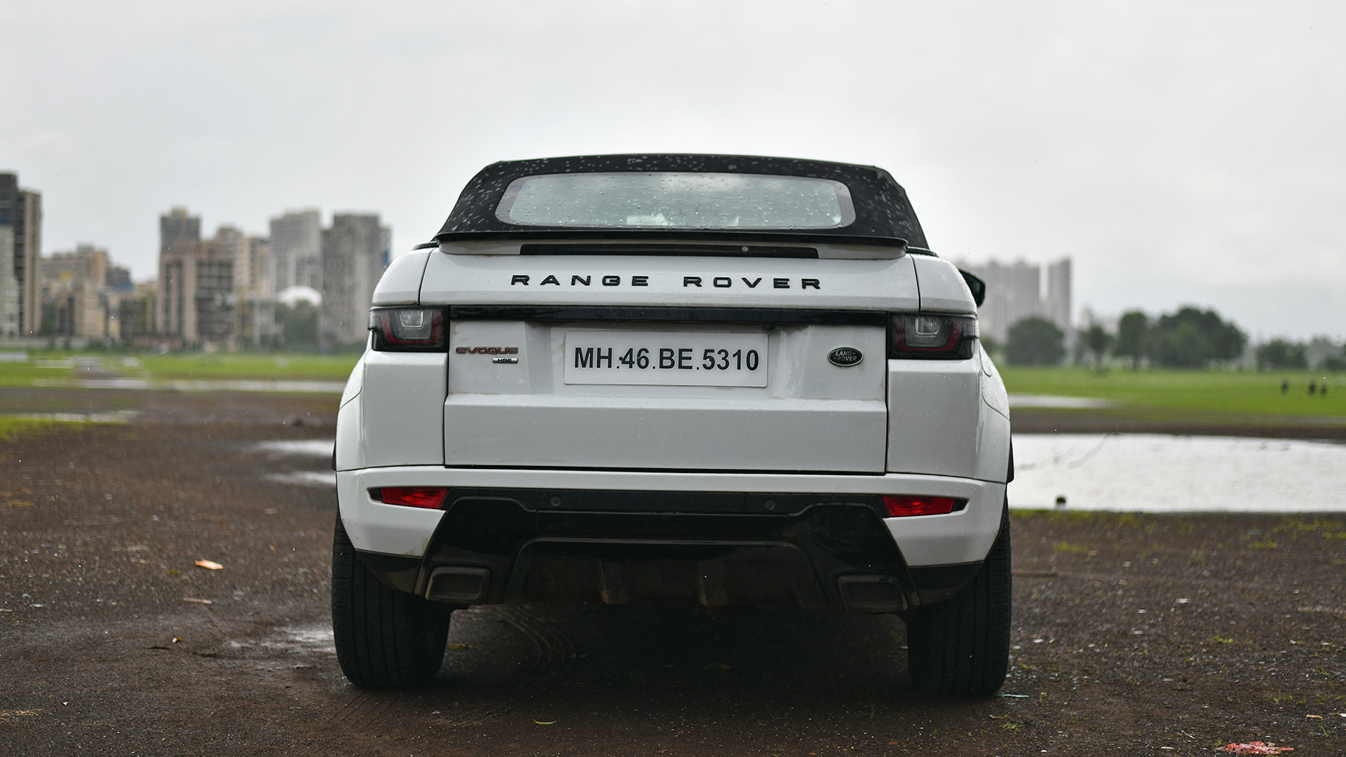 Land Rover Range Rover Evoque Convertible 2018 HSE Dynamic Petrol