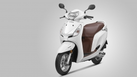 Honda Aviator 2018 Disc